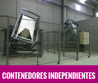 Contenedores independientes