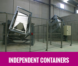 Independent containers